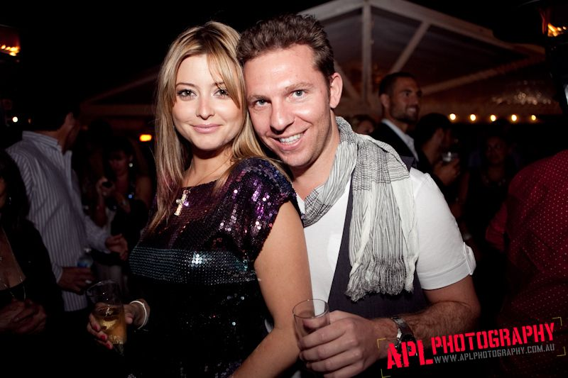 Holly Valance & Boyfriend Nick Candy
