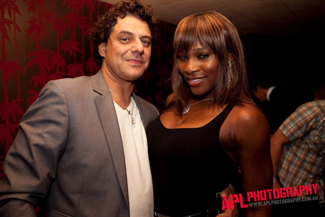 Serena Aces the photo with APL