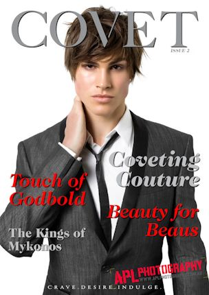COVET MAGAZINE ISSUE 2