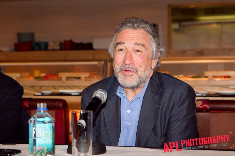 Di Niro snapped by APL