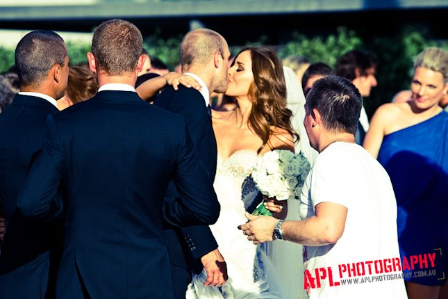 CHRIS JUDD & REBECCA TWIGLEY WEDDING DAY