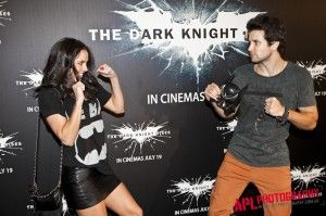BATMAN PREMIERE - DARK KNIGHT RISES